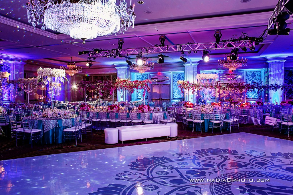 Magical New Orleans Wedding Lawson Event Rentals