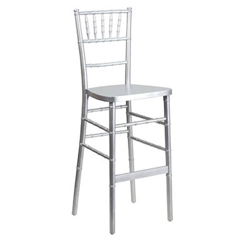 silver-bar-stool
