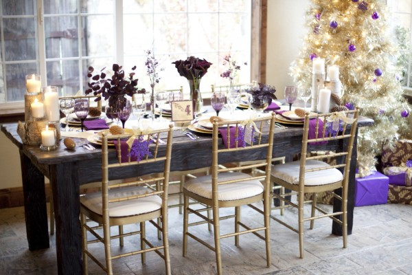 Chiavari Holiday Chairs