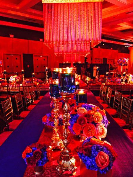 table rentals wedding