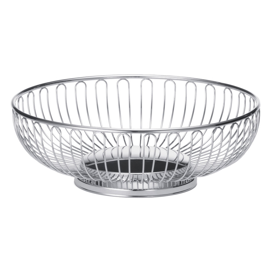 "Round Bread Basket 9"" - Lawson Event Rentals"
