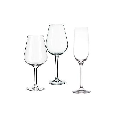 Classic Glassware Series