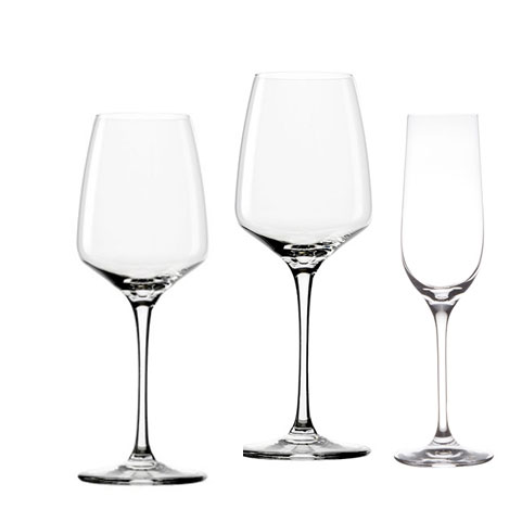 Lux Glassware Set