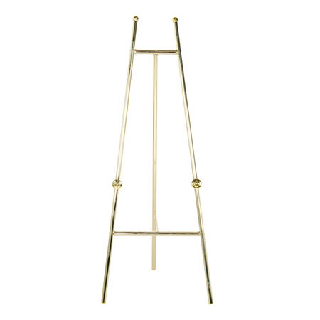 Gold Easel for Rent
