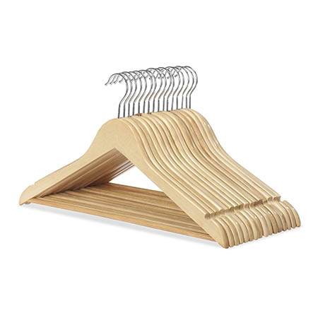 Wooden Coat Hangers for Rent