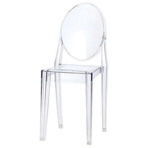 Ghost Chair Clear Chair