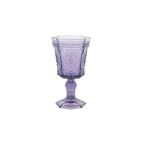 Vintage Wine Glass Line